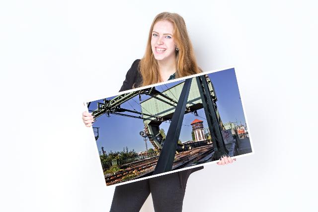 Maja Freese ist Auszubildende bei der Oldenburg Tpurismus und Marketing GmbH